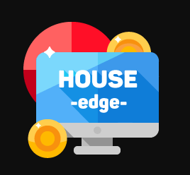 online casino bonus - house edge